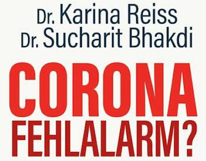Korona: fałszywy alarm? Nowa książka prof. Bhakdiego i prof. Reiss jużdostępna